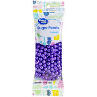 Wal-mart Stores, Inc. Great Value Lavender Sugar Pearls, 1.75 oz