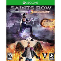 Square Enix Saints Row IV: Re-Elected (Xbox One) - Pre-Owned