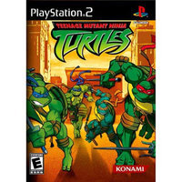 Konami Digital Entertainment TMNT - Teenage Mutant Ninja Turtles