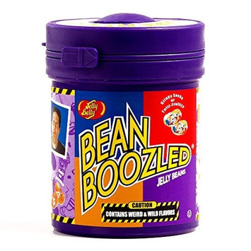 Jelly Belly, Beanboozled Mystery Candy Game 3.5 Oz Each (5 Items Per Order)