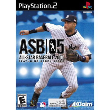 Acclaim Entertainment Inc All-Star Baseball 2005 (Online)