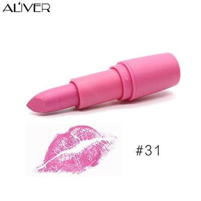 Binmer(TM) Long Lasting Waterproof Pencil Matte Velvet Lipstick Lip Gloss Makeup (31#)