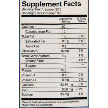 Healthy Planet The Purest Whey Protein Vanilla Single Pack, 0.76 Oz (Innerpack of 12)