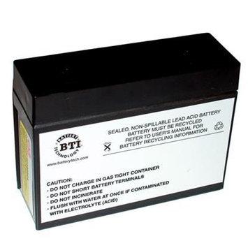 BTI RBC10-SLA10-BTI Battery Unit