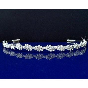SparklyCrystal Rhinestone Tiara Crown Head Band 93597