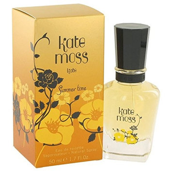 Kate Moss Summer Time by Kate Moss Women's Eau De Toilette Spray 1.7 oz - 100% Authentic