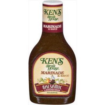 Ken's Foods Ken's Steakhouse Marinade & Sauce, Balsamic & Roasted Onion