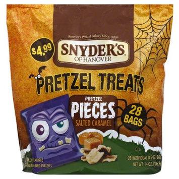 Snyder's Of Hanover Pretzel Treats Salted Caramel
