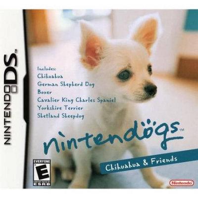 Nintendogs 2 (Chihuahua-G Shepherd-Boxer-Yorkie-Sheepdog-Spaniel)