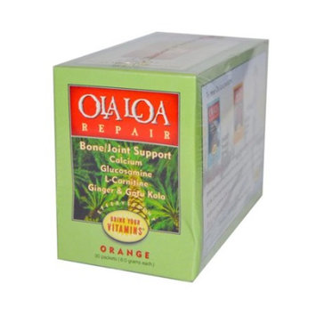 Ola Loa Sport Lemon Lime - 30 Packets - HSG-423301