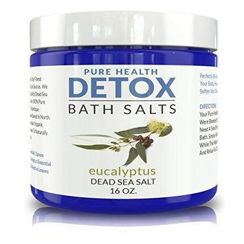 Detox Bath Salts (Eucalyptus)