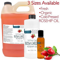 ROSA CANINA - Organic Rosehip Oil for Face, Nails, Hair and Skin - Cold Pressed Rose Hip Oil
