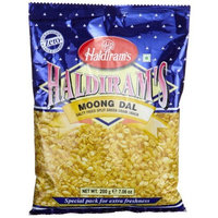 Haldiram Moong Dal Snack, 7.06-Ounce Pouches (Pack of 5)