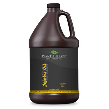 Plant Therapy Jojoba Golden Pure Carrier Oil 1 gal.