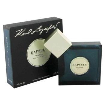 Kapsule Woody by Karl Lagerfeld Eau De Toilette Spray 2.5 oz for Women