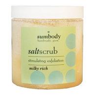 Sumbody Salt Scrub Milky Rich 8oz
