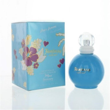 Eurolux ZZWEFFANTASYISLAND34 Fantasy By Eau De Toilette Spray New in Box for Women 3.4 oz.