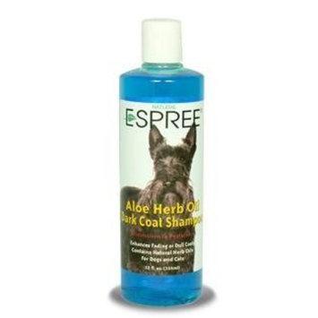 Espree Animal Products Dark Coat Aloe Herb Oil Shampoo