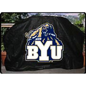 Ncaa Brigham Young Grill Cover Black Extra Large