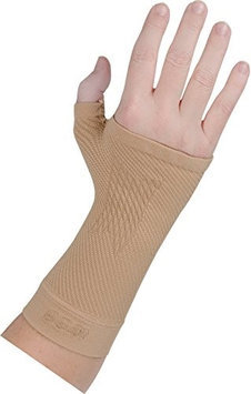 OrthoSleeve WS6 Compression Wrist Sleeve - Large - Natural