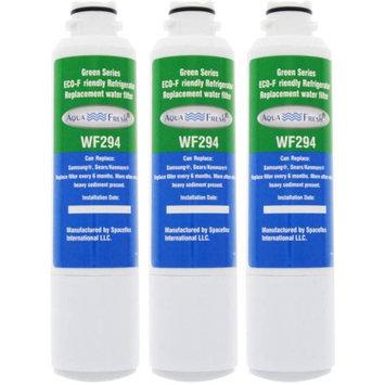 AquaFresh WF294, Samsung DA29-00020B Comparable Refrigerator Water Filter, 3-Pack