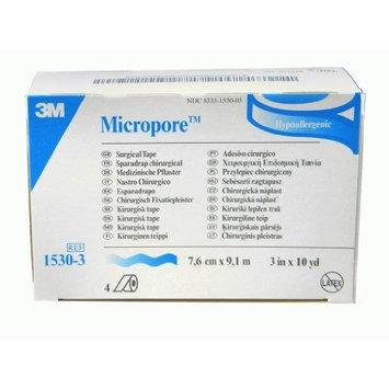 3M Micropore Paper Tape - Tan, 1