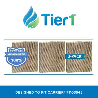 Protect Plus 318518-761 Carrier Humidifier Replacement Evaporator Pad by Tier1