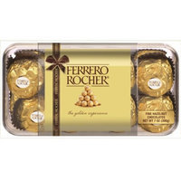 Ferrero Rocher Fine Hazelnut Chocolates Candy, 16 count