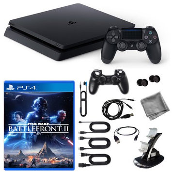 Sony Playstation 4 1TB Limited Edition Star Wars Console with 9 in 1