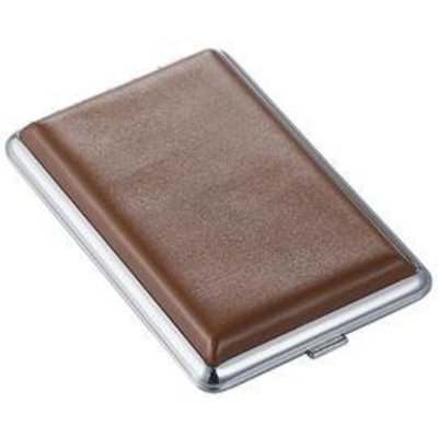 Visol Products Tam Leather Double Sided Cigarette Case