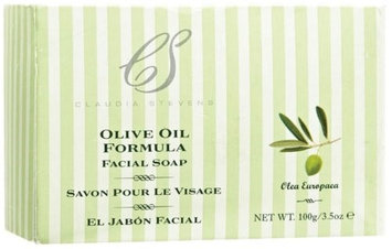 Claudia Stevens Olive Oil Formula Facial Soap