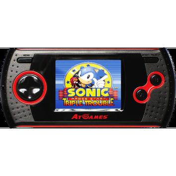 At Games SEGA Handheld Player with 2.4