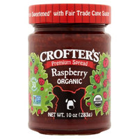 Crofters Food Ltd. Crofters, Conserve Raspberry Sdls, 10 Oz (Pack Of 6)