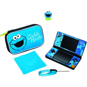 Creative Mind DGDSI2703 Cookie Monster Starter Kit 5 In 1For Dsi Ds Lite