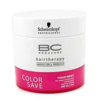 BC Color Save Rinse-Out Treatment ( For Colour-Treated Hair ) - Schwarzkopf - Bonacure - 200ml/6.7oz