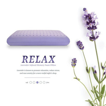 Relax - Lavender Infused Memory Foam Standard Pillow