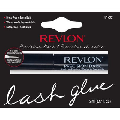 Revlon Lash Glue, Lash Adhesive, Dark