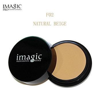 IMAGIC Face Makeup Concealer Foundation Palette Creamy Moisturizing 20g by Fenleo