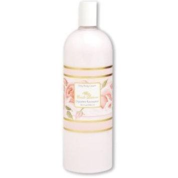 Camille Beckman Silky Body Cream (Glycerine Rosewater, 32 Ounce)