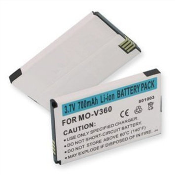 Battery for Motorola TUNDRA