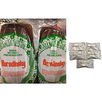 Russian Borodinsky Bread (Pack of 2)