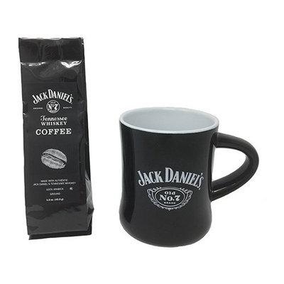 Jack Daniels Coffee and Mug Starter Set