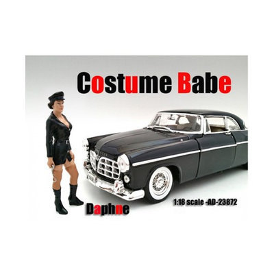 American Diorama 23872 Costume Babe Daphne Figure for 1-18 Scale Models