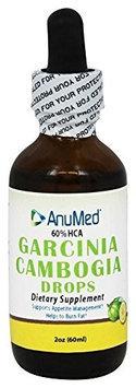 AnuMed - Garcinia Cambogia Drops with 60 HCA - 2 oz.