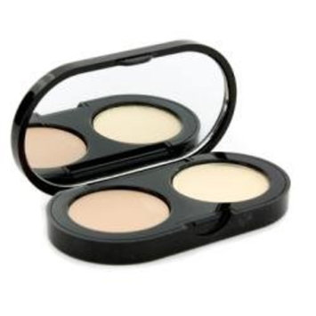 Bobbi Brown New Creamy Concealer Kit - Ivory Creamy Concealer + Pale Yellow Sheer Finish Pressed Powder - 3.1g/1.1oz