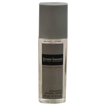 Pure Man by Bruno Banani for Men - 2.5 oz Deodorant Spray