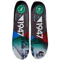 Footprint Insole Technology Kingfoam Flat Insoles Stripes Graphic, 4/4.5