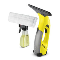 Hsn.com Karcher WV 50 Plus PowerSqueegee Window Vac