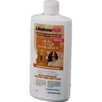 Lambert Kay Linatone Shed Relief Skin/Coat Liquid Supplement for Dog/Cat [Dog/Cat added zinc]