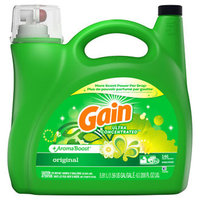 Gain AromaBoost Original Ultra Concentrated Liquid Laundry Detergent, 200 fl. oz.